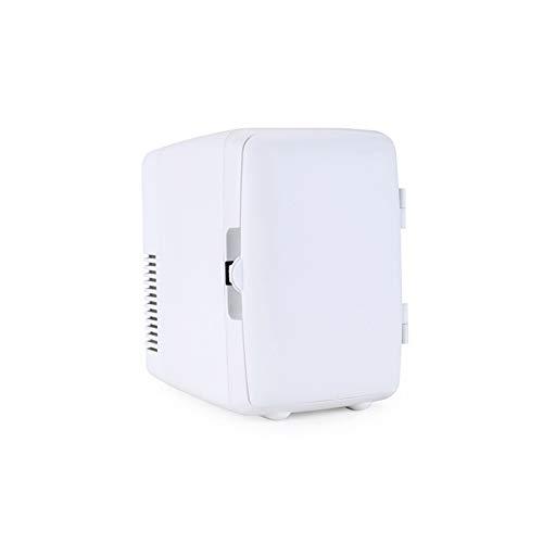 BOXIAO Mini-Kühlschrank, 4 l, tragbar, mit Kühl- und Warmhaltefunktion, für...