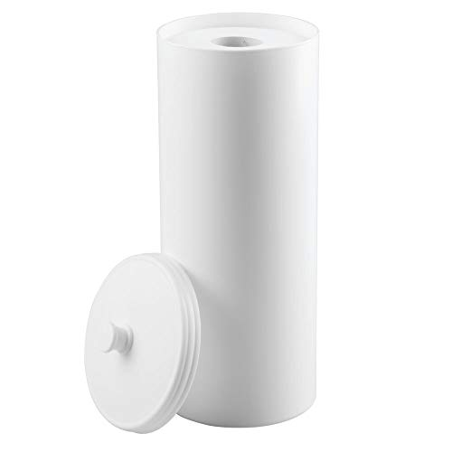mDesign großer Toilettenpapierbehälter mit Deckel -...