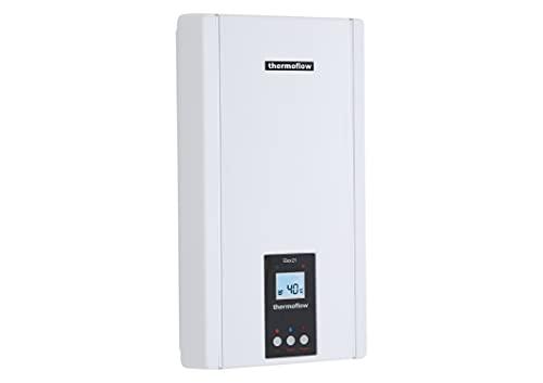 Thermoflow ELEX21N 1325ELEX21 Elektronischer Durchlauferhitzer, 400 V, Weiß, 21...