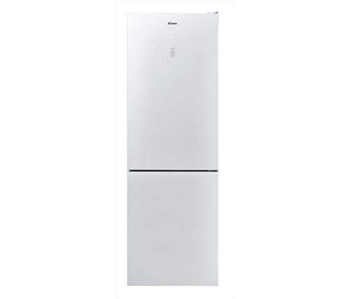 Candy CVNB 6184W Kombi-Kühlschrank No Frost, Freistehend 324 l A++