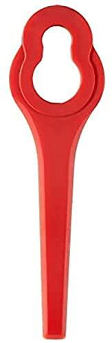 50 Stück Ersatzmesser für Ihren Ferrex Rasentrimmer Aldi Far...