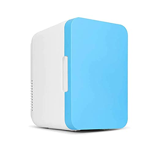 Z-DYQ Tragbarer Kühlschrank 8L Auto Home Auto Mini Kühlschrank Mini Hautpflege...