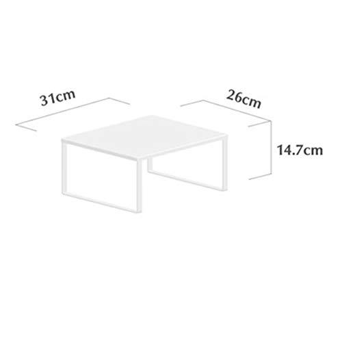 Computer Aluminium Monitor Ständer Riser,küchentisch-Finishing-Halterung,für...