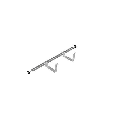 Vario-Fix Haltebügel für Greenbar Kräuterbox auf der Fensterbank (115cm bis...