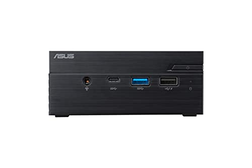 ASUS PN40-BBC613MC Barebone Mini PC (Intel Celeron J4025, integrierte Intel UHD...