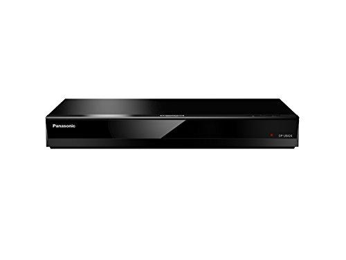 Panasonic DP-UB424EGK Ultra HD Blu-ray Player (4K Blu-ray Disc, 4K VoD, DLNA, 2x...