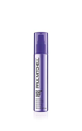Paul Mitchell Platinum Blonde Toning Spray - Violett Haar-Pflege für blondes,...
