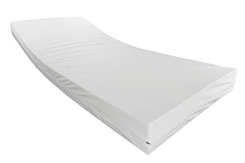 Standard Pflegematratze 80x200cm - Standard für die Heimpflege - 14cm Höhe -...