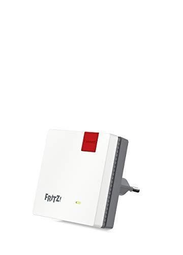AVM FRITZ!WLAN Mesh Repeater 600 (WLAN N bis zu 600 MBit/s (2,4 GHz), WPS,...