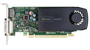 PNY Quadro 410512MB GDDR3PCIEX16DVI Low Profile
