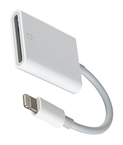 OKCS 8-Pin SD Card Reader Adapter - Cardreader - 10cm - Kartenleser kompatibel...
