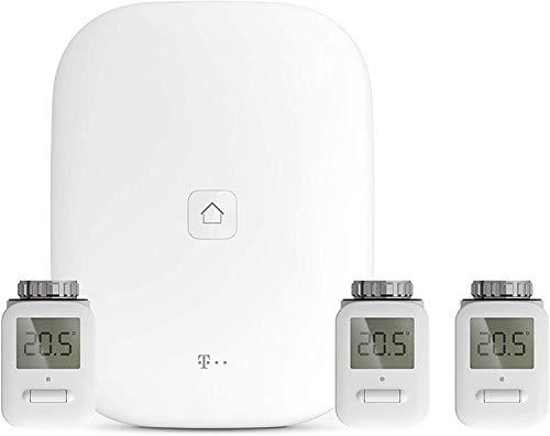 Telekom Magenta SmartHome Starter Set Heizung - Home Base 2 -...
