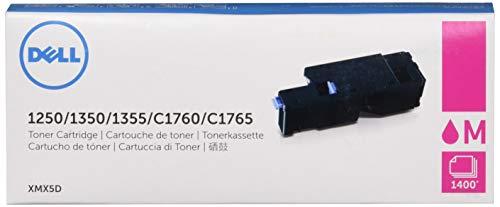 Dell C1760nw/C1765nf/C1765nfw/1250c/135X High Capacity Magenta Toner - Kit ca....