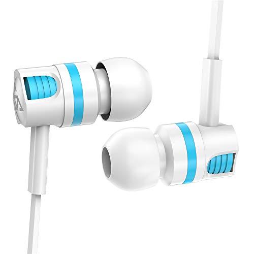 Fesjoy Wired In-Ear-Ohrhörer Stereo Gaming Headset Kopfhörer mit...