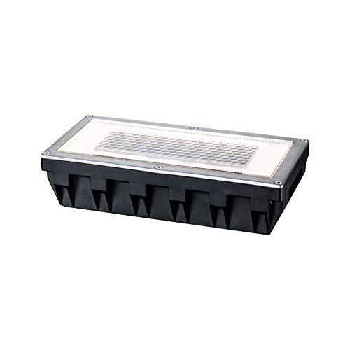 Paulmann 93775 Bodeneinbauleuchten-Set Solar Einbaustrahler Box LED Spot...
