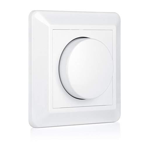 LED Dimmer, Furado LED-Dimmer-Schalter, Drehdimmer Unterputz Dimmschalter...