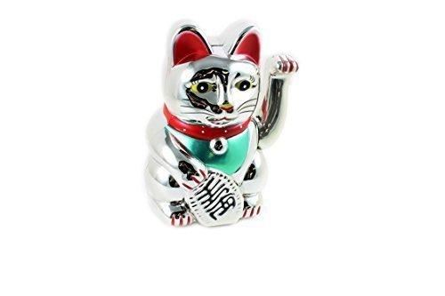 Oriental Clothing Glückskatze Winkekatze Maneki Neko 15,2 cm (viele Farben)...