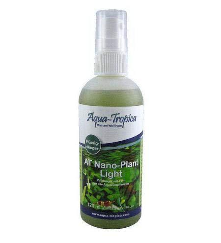 Aqua-Tropica Nano-Plant Light - Aquarium Eisendünger für Wasserpflanzen, 125...