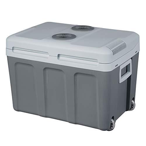 WOLTU KUE009dgr Kühlbox, Tragbarer Mini Kühlschrank, 40 Liter Isolierbox zum...