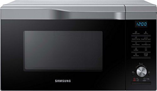 Samsung MC28M6035CS/EG Kombi-Mikrowelle mit Grill und Heißluft  / 900 W / 28 L...
