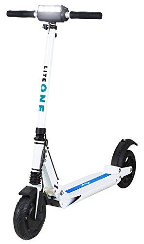 eFlux Lite One Elektroroller Scooter - 500 Watt Motor - Bis 30 km/h - 30 Km...