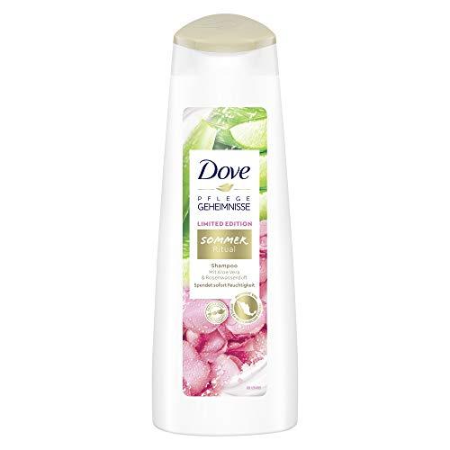 Dove Pflegegeheimnisse Shampoo Sommer Ritual Limited Edition mit Aloe Vera- und...