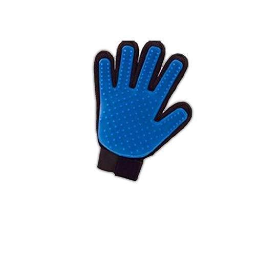 Belingeya Haustier-Fellpflege-Handschuh, sanfte Bürste, Handschuh, Katzen- und...