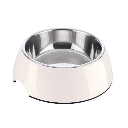 HUNTER Melamin-Napf, Futternapf, Trinknapf für Hunde und Katzen,...