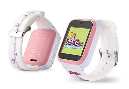 Bibi & Tina Kids-Watch - die Smartwatch für Kinder mit lustigen Spielen und...