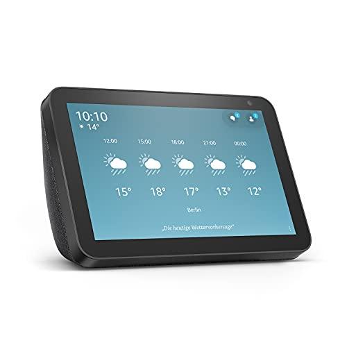 Echo Show 8 (1. Gen, 2019) – Smart Display mit Alexa – Durch Alexa in...