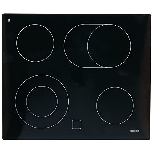 Glaskeramikplatte kompatibel mit GORENJE 320315 für Kochfeld Herd