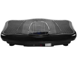 jeerbly Vibrationsplatte Vibrationstrainer Profi, 2D Wipp Vibration + Bluetooth...