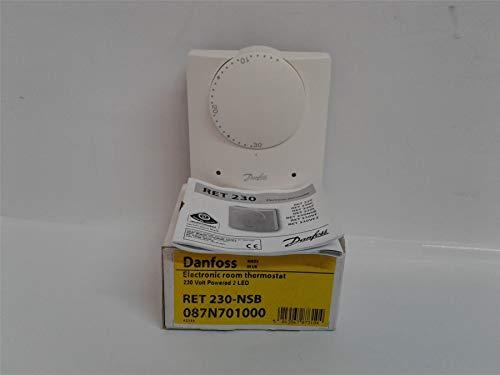 Danfoss RET 230 NSB Raumthermostat 087N701000