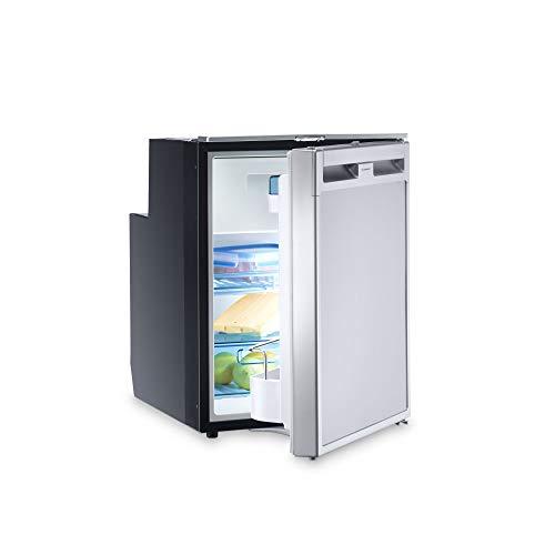DOMETIC Coolmatic CRX 50 Kompressor-Kühlschrank, 45 l, in Edelstahl-Optik,...