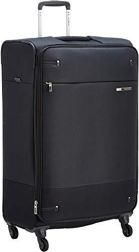 Samsonite Base Boost - Spinner L Erweiterbar Koffer, 78 cm, 105/112.5 L, Schwarz...