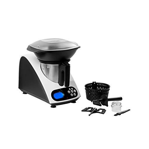 MEDION Küchenmaschine mit Kochfunktion, 1000 Watt Leistung, 2 Liter...