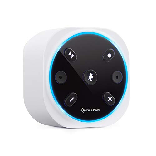 auna Intelligence Plug Wireless - Steckdosenradio, Steckdosen-Lautsprecher,...