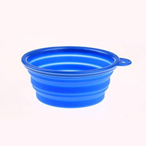 Erduo Zusammenklappbar Hundenapf Food Grade Silikon Freies Erweiterbare Cup...