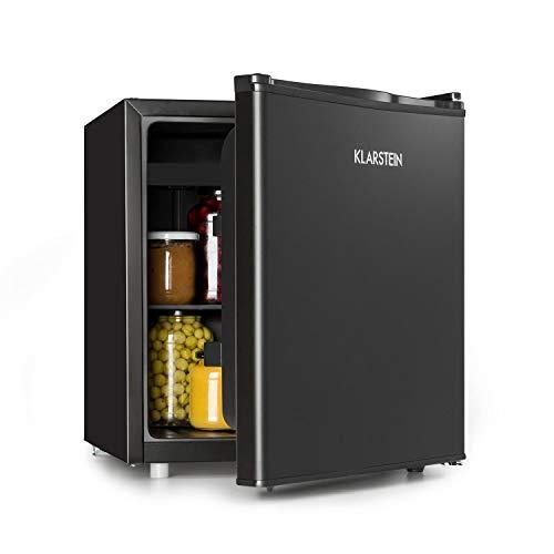 Klarstein Obsidian - Kühlschrank, Mini-Kühlschrank, Energieeffizienzklasse A+,...