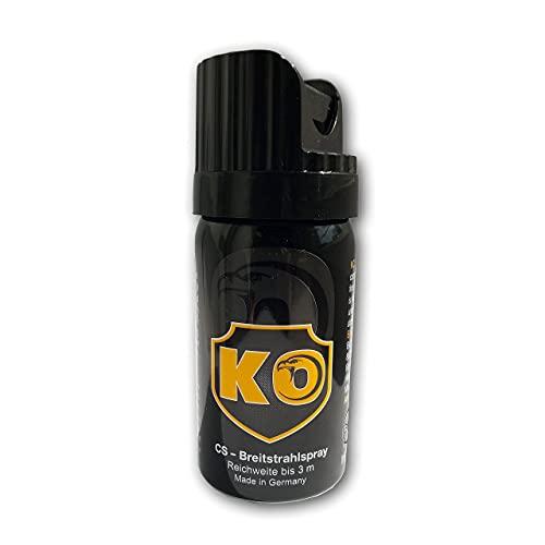 KO - Pfefferspray, Made in Germany, KO-Spray zur Tierabwehr, Selbstverteidigung,...