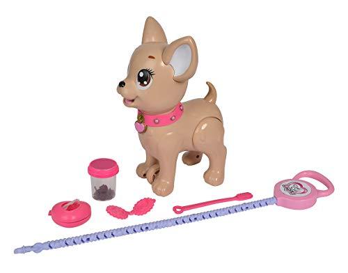 Simba 105893264 - Chi Chi LOVE Poo Poo Puppy Chihuahua Spielzeug Hündchen aus...