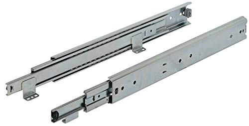 Gedotec Schubladenschienen Vollauszug 500 mm Kugelführung ACCURIDE 5517-60  ...