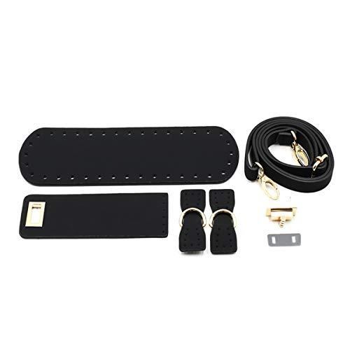 5Pcs Taschen Accessoires Teile mit Beuteln Bottom-Beutel-Abdeckung Schultergurt...