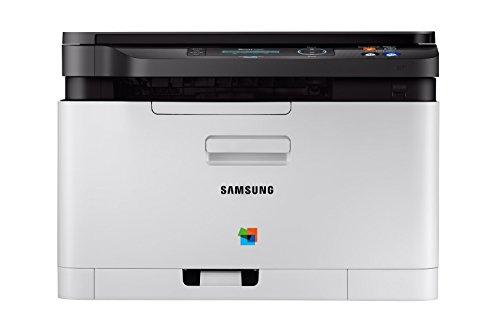 Samsung Xpress SL-C480W/TEG Farblaser Multifunktionsgerät (mit WLAN, NFC und...