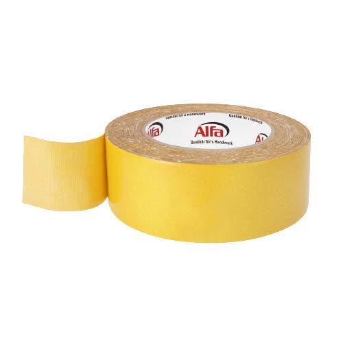 Verlegeband Top-Fix extra stark klebend - Doppelseitiges Klebeband zum Verlegen...