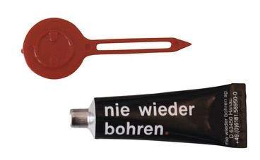 Nie wieder bohren MS-Polymer Spezialkleber von Henkel 4g Tube Reparaturkleber...