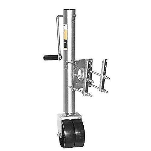 Daoeeu Zungenwagenheber für Anhänger mit Einer Tragkraft von ca. 30 cm (30...