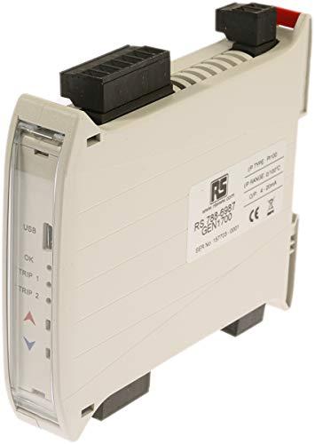 RS PRO Signalwandler, Universell, 1 → 100 KΩ, -10 → 10 V dc, –200 →...