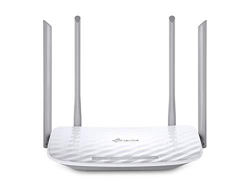 TP-Link Archer C50 Dualband WLAN Router (300 Mbit/s (2,4GHz + 867Mbit/s (5GHz),...