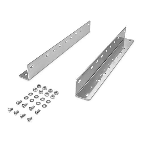 Junker 1 Paar Montagewinkel KW1-100-H53-L542 Länge 542 mm für Plattform- u....